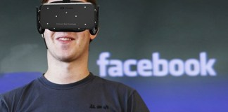 Facebook builds virtual reality team in London