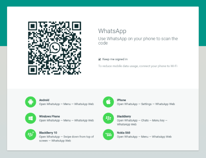 Whatsapp Desktop Application