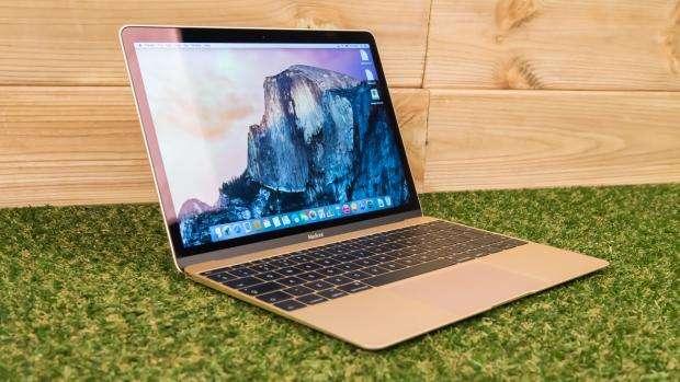 Apple New MacBook hero shot