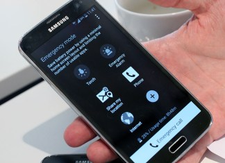 How to enable Samsung Emergency Mode