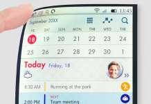 SmartPhone displays of the future