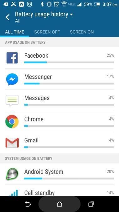 Adjust App Settings to Improve Battery