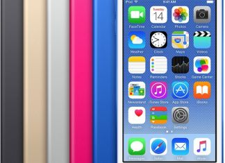 Sixth Generation iPod touch - 32GB, 64GB, and 128GB Models