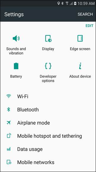 Android Wireless Wifi
