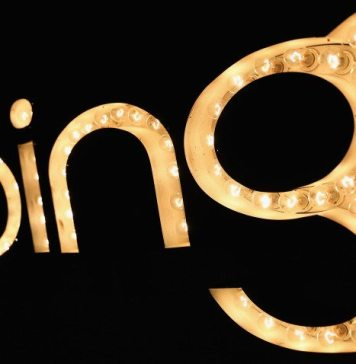 Bing now means business