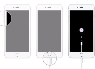 How to put your iPhone into recovery mode