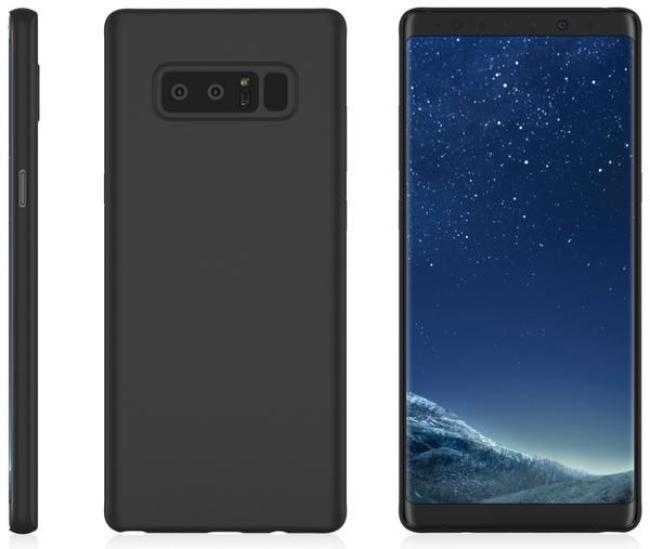 MNML Case for Samsung Galaxy Note 8