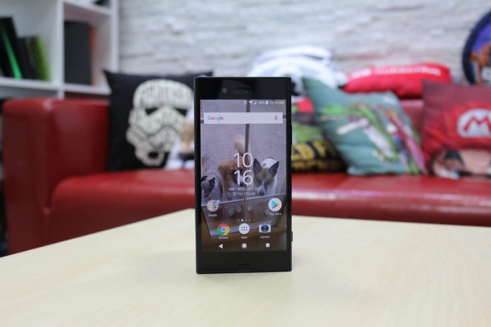 Sony's new Xperia XZ1 can create your 3D replica in real-time