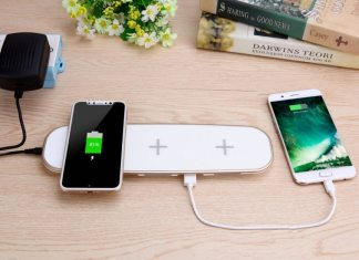 This wireless charger can power 3 devices at once