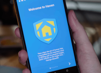 Edward Snowden's new app turns any Android phone into a surveillance system