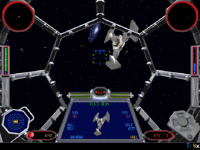 How to use GOG.com to play retro games on Mac: Star Wars TIE Fighter