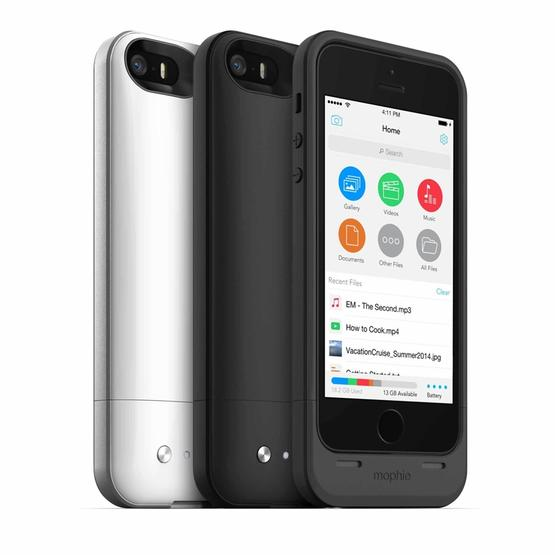 Mophie Space Pack for iPhone 5/5s/SE