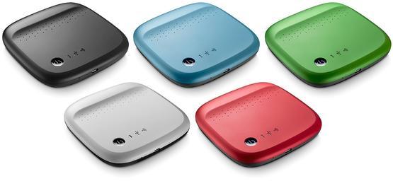 Seagate Wireless Mobile Storage