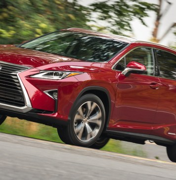 Review, Lexus RX: More Love from Buyers than the Media