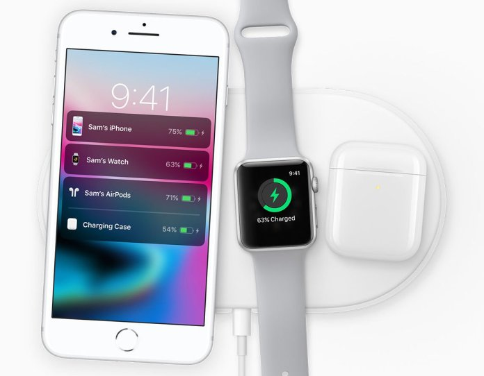 iPhone 8 vs iPhone 7: Wireless charging