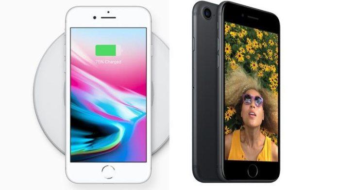 iPhone 8 vs iPhone 7 comparison review