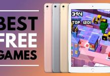 Best free iPad games 2018