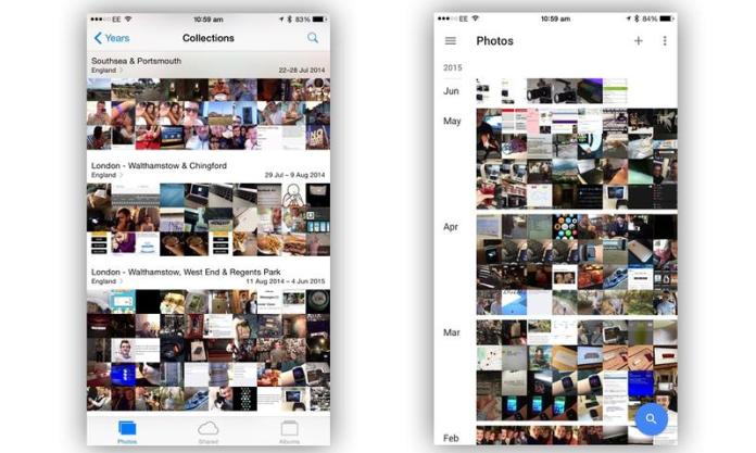 Apple Photos vs Google Photos: Cost, privacy, security and ease of use