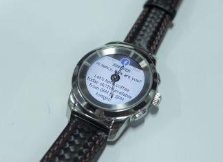 MyKronoz ZeTime Petite: a smaller size of its hybrid mechanical smartwatch