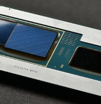 Intel Launches AMD Radeon-Powered CPUs