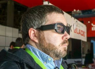 Apple made a secret trip to CES to talk AR glasses, says report