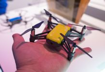 DJI Tello hands on review