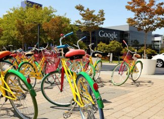 Google keeps losing its bikes to local thieves