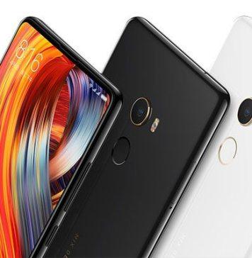 Xiaomi Mi Mix 2 Smartphone