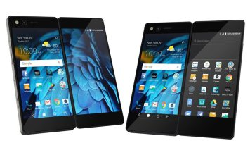 ZTE Axon M is first of multiple folding phones the maker has planned