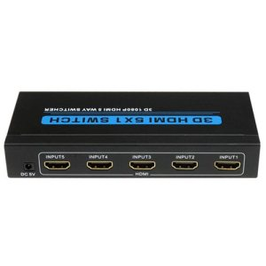 HDMI Splitters & Switches