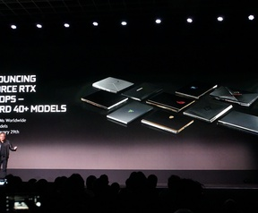 Nvidia laptopgpu announcement