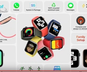 Apple Watch SE, 2020