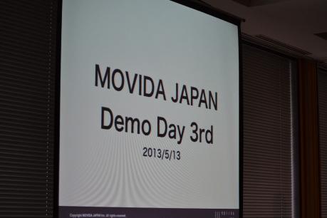 MOVIDAが「DEMODAY 3rd」開催、3/5が学部生  【増田 @maskin】 #mjstartup