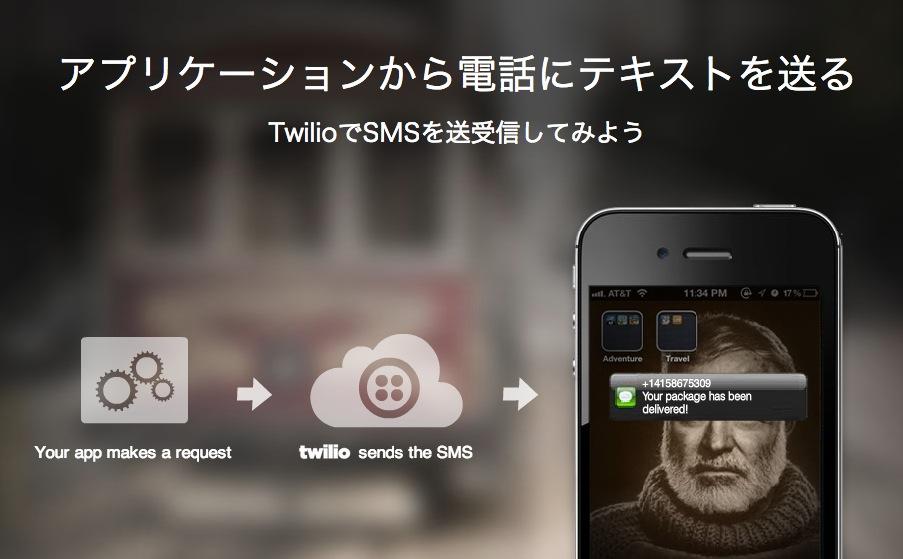 twilio sms 登場、ウェブ&アプリからSMS送信が可能に 【@maskin】   TechWave(テックウェーブ)