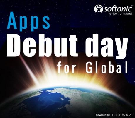アプリ世界デビューの日 〜 Apps Global Debut day  〜【@maskin】