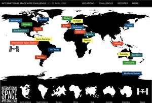 4月21・22日に宇宙観測データを使ったハッカソン「International Space Apps Challenge Tokyo」を開催します【関治之】