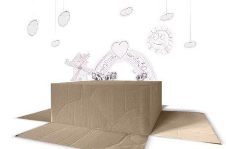 「The Box」ー JavaScriptとCSS3を使った超絶デモ 【増田(@maskin)真樹】