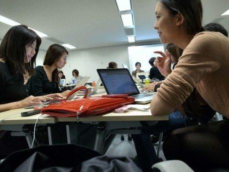 女の子だけ!のプログラミング習得イベント「ゆけゆけDKP」第一回が開催 【@maskin】