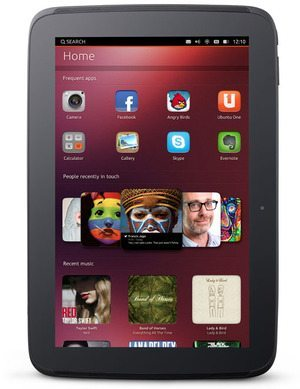 無料OS「Ubuntu」が大きな一歩、タブレット版登場で 【増田 @maskin】