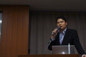 「Makers Summit in福岡」にかける思いと福岡のベンチャーエコシステムの現状 【トーマツベンチャーサポート 大穂幸太】 @maskin