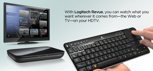 米LogitechのGoogleTV、販売台数を返品台数が上回る【湯川】