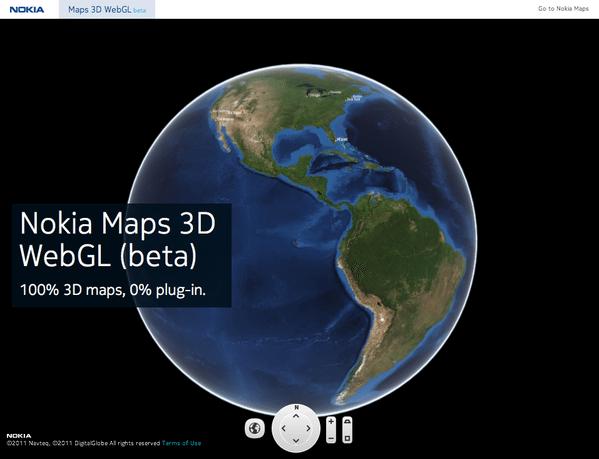 いよいよアプリは全ウェブ化の方向か? WebGLで動作するGoogle Earthライクの3Dマップ 【増田(@maskin)真樹】