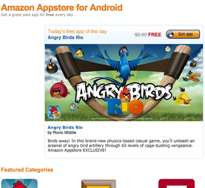 AmazonがAndroid Appstoreを開設した理由【湯川】