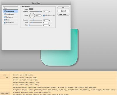 ブラウザ上でCSSグラフィックを作成できる「LayerStyles」 【増田(@maskin)真樹】