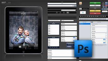iPad向けコンテンツ開発をする際に参考になるデザイン素材&資料集 【増田(@maskin)真樹】