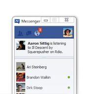 Facebook、Windows用メッセンジャーを公開 【増田(@maskin)真樹】