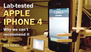 iPhone4は買ってはいけない、消費者情報誌が結論 【増田(@maskin)真樹】