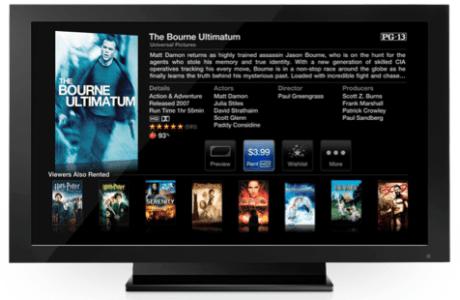 極小新ハード「AppleTV」99ドル=テレビ番組99セント【湯川】