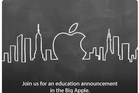 Appleが1月19日にスペシャルイベント告知、教科書版iBookの憶測も 【増田(@maskin)真樹】