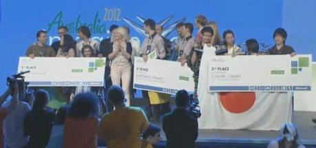 #イマジンカップ 2012世界大会、日本はソフトウェア部門で2位の快挙  【増田 @maskin】 #imaginecup